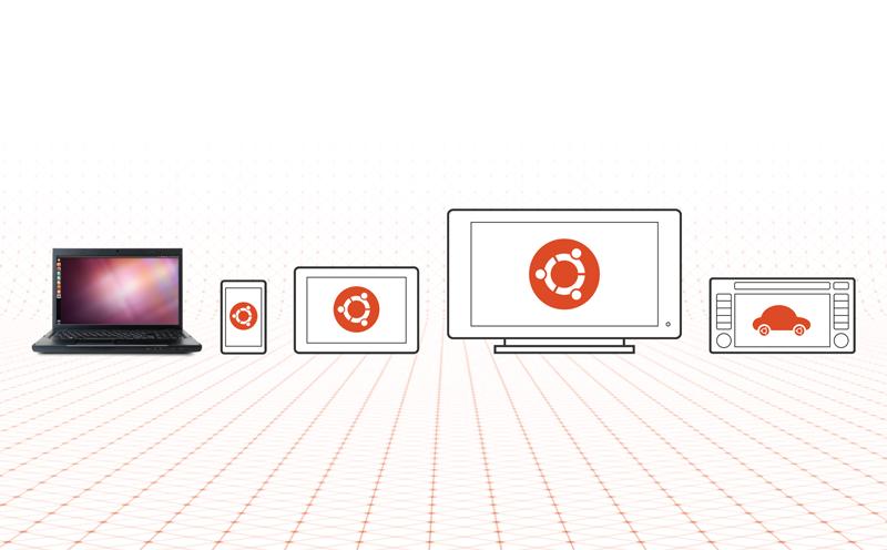 Ubuntu на мобильных устройствах