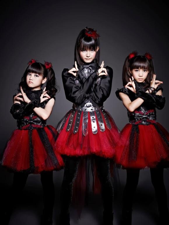 idol rock jepang