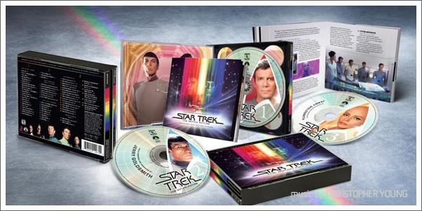 Star Trek The Motion Picture 3-CD Soundtrack by Jerry Goldsmith