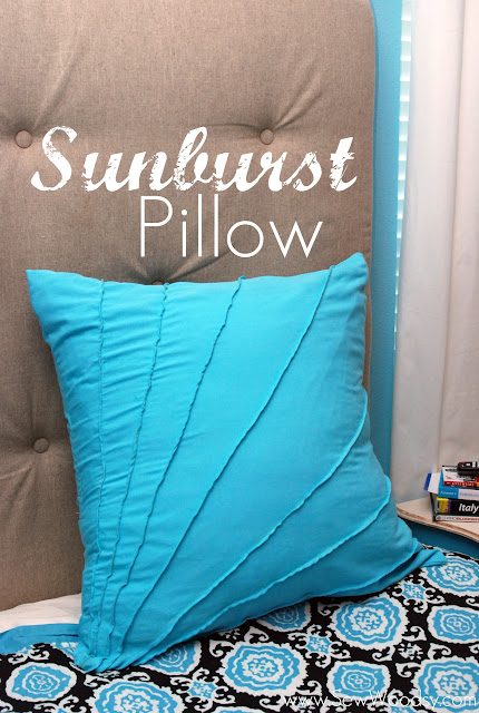 Sunburst Pillow Covers