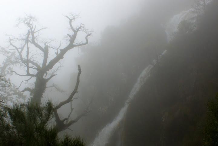 Cascata de Leonte, Gerês, Portela do Homem