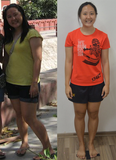 lose weight fat burning singapore
