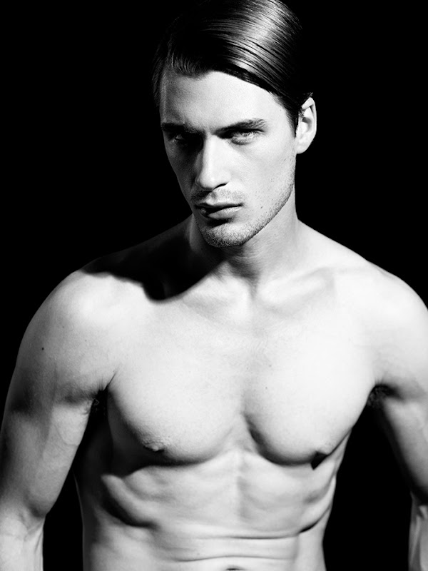 Corey Wallace @ Chic/NextLA by Richard Pier Petit for The Fashionisto, 2011
