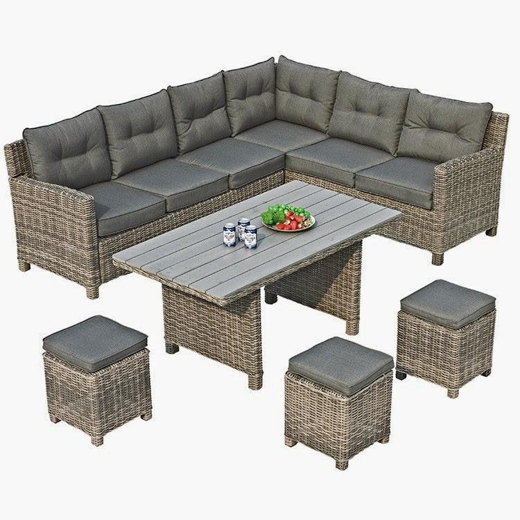 Buddha Lounge lounge-dining set R Doshin - kubu