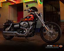 bike dyna my next ride Wallpaper