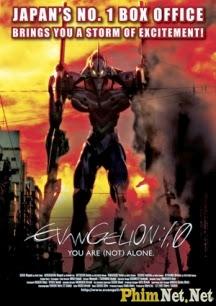 Phim Không Đơn Độc Full Hd - Evangelion 1.11: You Are Not Alone