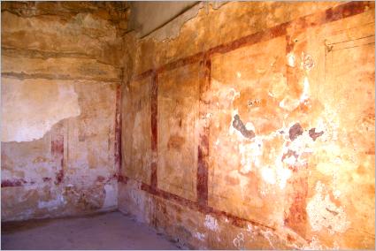 Sizilien - Solunto - Das Haus der Leda