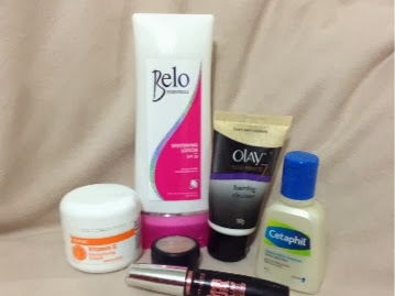 Product Empties Part 2 (Belo, GNC, Olay etc.)