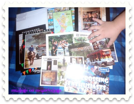 postcrossing, personal swap
