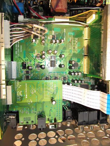 Umbauanleitung Denon AVR-1909 - Nubert Lautsprecher, HiFi und Surround