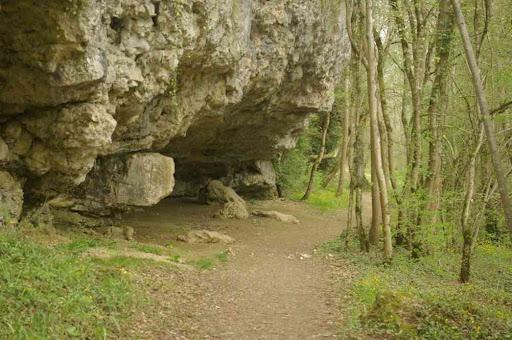 Carrière antique près d'Arcy-sur-Cure