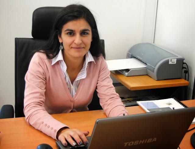 Andrea Santiago é a nova vereadora da Câmara de Lamego