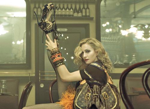 Альбом Madonna «American Me» 2010