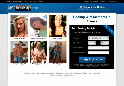 The Worst Sites For Hooking Up With Girls