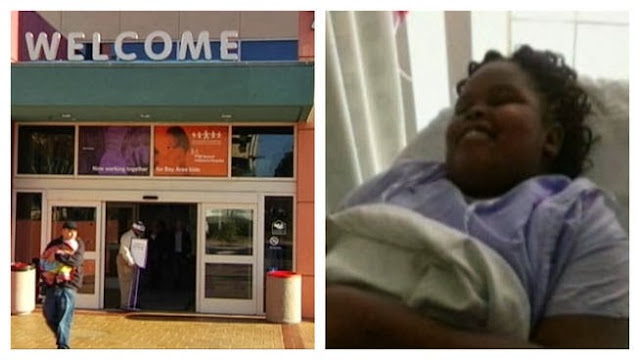 Don't let them stop the ventilator for Jahi McMath