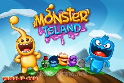 Monster Island - Đảo quái vật