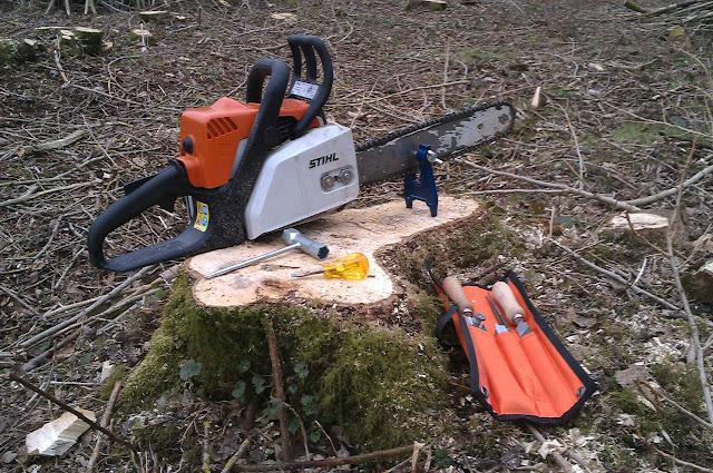 Tip For The Amateur Chainsawrists  Singletrack Forum-3721