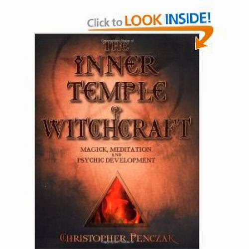 Review The Inner Temple Of Witchcraft By Christopher Penczak