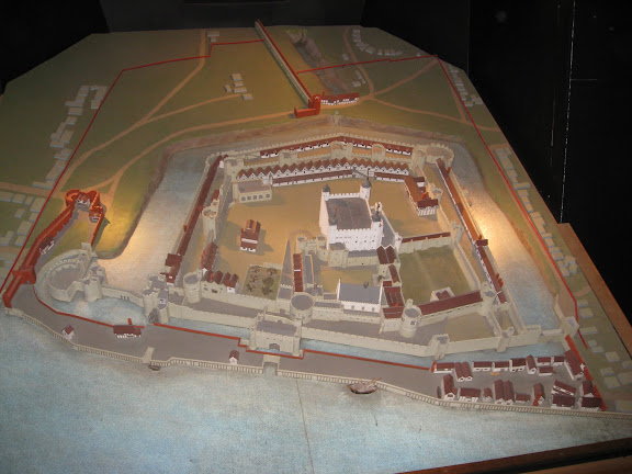 scale model Tower of London