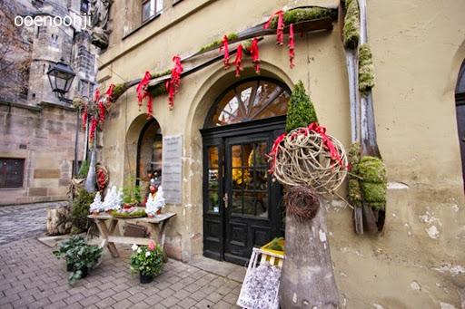 ニュルンベルクのお店
