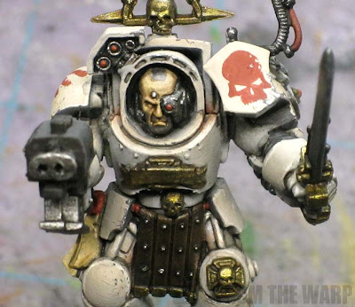 Deathwing Terminator Sergeant