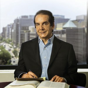 Author Krauthammer hammers the 'anticapitalist' Left