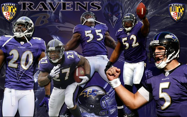Baltimore Ravens Team Wallpaper Ed Reed Terrell Suggs Ray Lewis