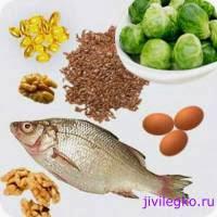 принимать витамины Омега-3