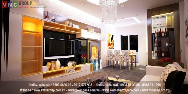 Dịch vụ thiết kế căn hộ biệt thự theo yêu yêu cầu của khách hàng