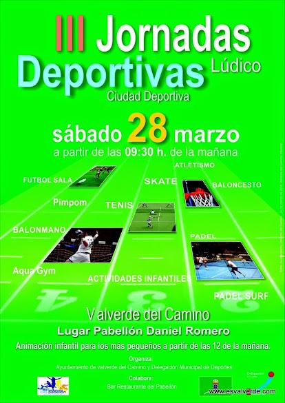 Jornadas Lúdico-Deportivas