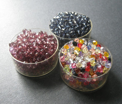 Faux Crystal Beads Giveaway