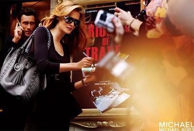 Michael Kors Fall Winter Fashion Runway Show Backstage For New York Fashion Week