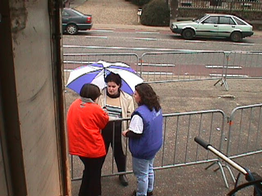 Dolfijne Productions - Levenslijn 4x4 Neeroeteren 22-03-1998 - Mieke & Promo Team.JPG