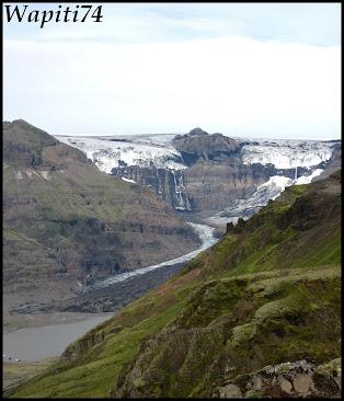 Un tour  d'Islande, au pays du feu... et des eaux. - Page 3 62-Skaftafell