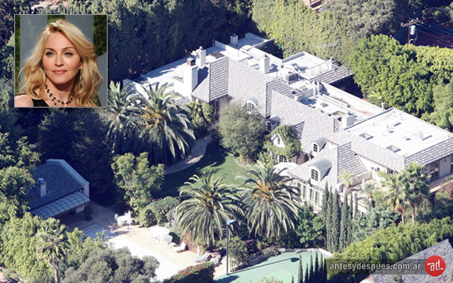 Madonna's House