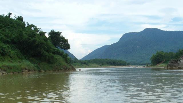 Sông Thu Bồn - nơi bức tượng phật không đầu 3 lần sa lưới ngư dân