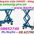 Xe nâng bàn 350kg, 800kg nâng cao 1.4m - 1.6m hiệu Gamlift - Mỹ giá siêu cạnh tranh liên hệ ngay 01208652740 - Huyền