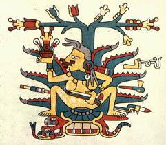 Goddess Mayahuel Image