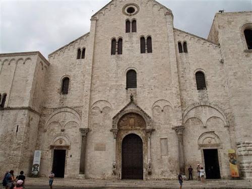 Saint Nicolas bari
