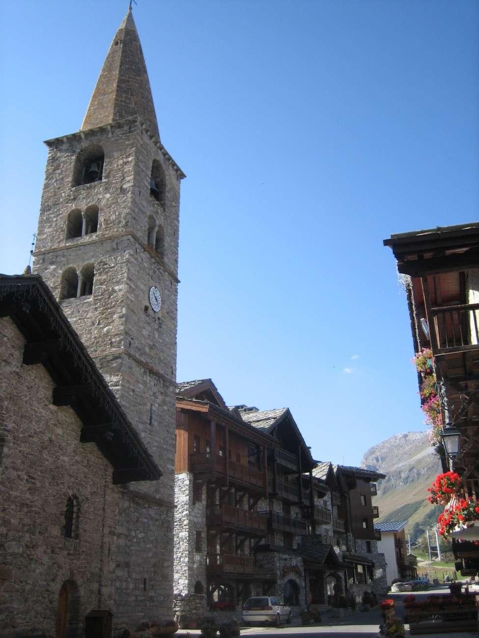 Pueblo de Val d'Isère