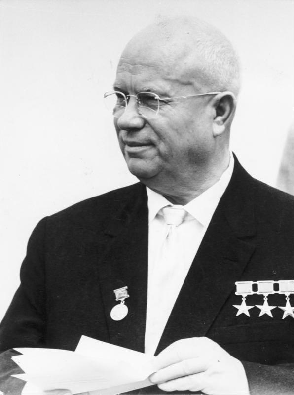 the rise to power of nikita khrushchev Download free: khrushchev : early career and rise to power equations are omitted for technical reasons - download the original pdf nikita khrushchev was born in.