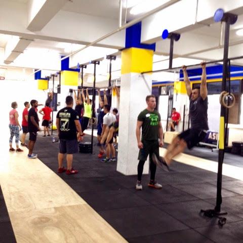 Singapore CrossFIt