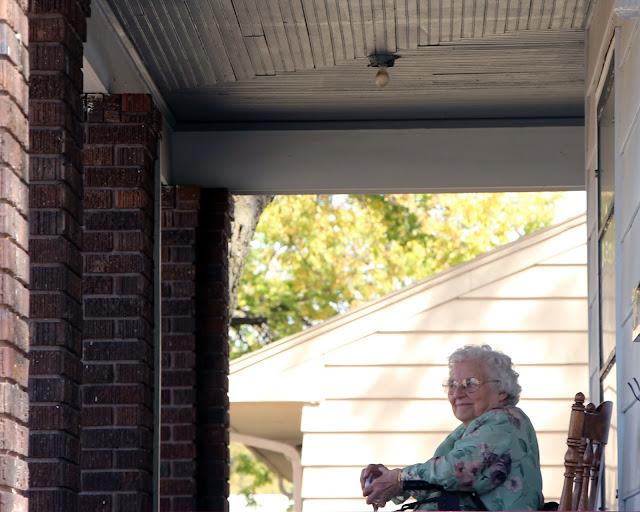 My frugal grandma