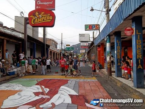 Tradiciones del Viernes Santo en Chalatenango