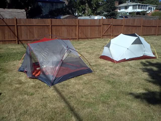 Poleru0027s Two Man Tent & Peanut Butter Coast: Poleru0027s Two Man Tent