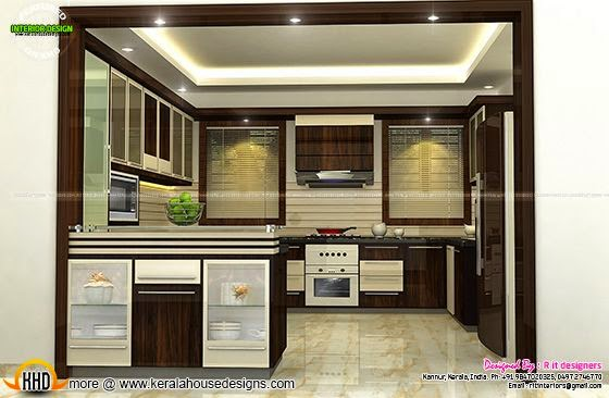 Kerala Interior Design With Cost Kerala Home Design And