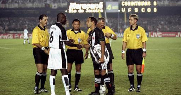 Final do Mundial de Clubes de 2000 - Corinthians 0(4) x Vasco 0(3)
