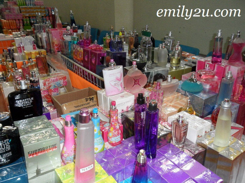 fragrances