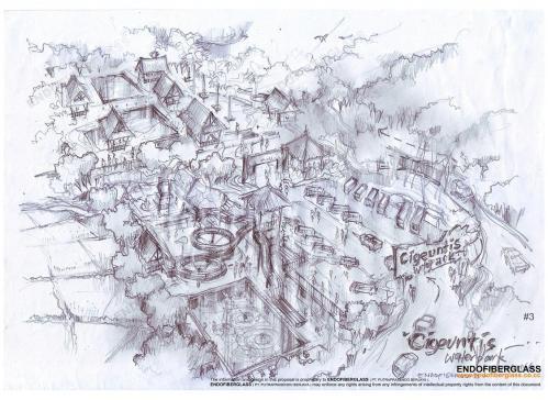 Konsep Dan Desain Wahana Waterboom