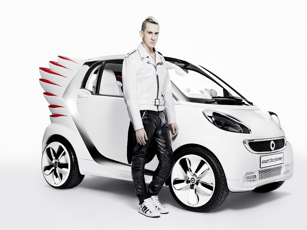*smart for Jeremy:smart Fortwo小車也能長翅膀! 1